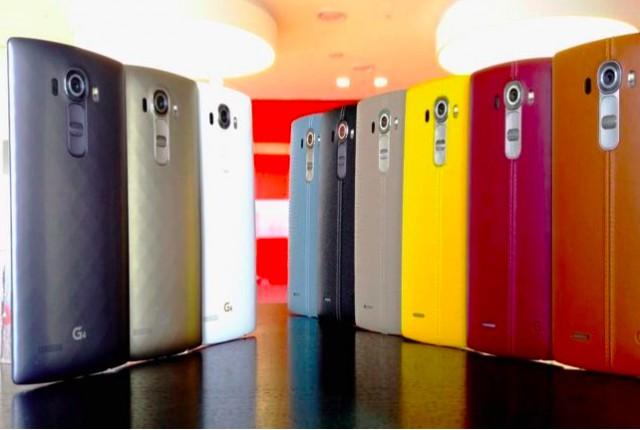 LG G4 автоматични ъпдейти